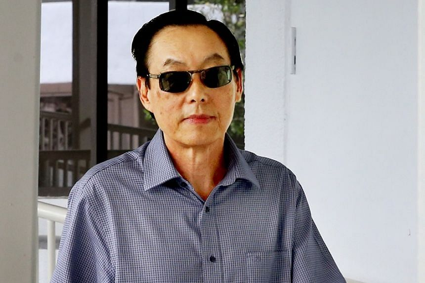 Former ST Marine president of commercial business Tan Mong Seng was sentenced to 16 weeks' jail on Thursday (April 6).