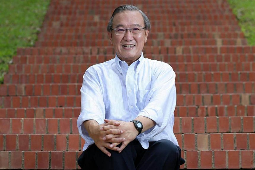 """Mr Gerard Ee, chairman of Charity Council, said the council will """"work closely with all charities in this journey, so that we can achieve our shared vision of a well-governed charity sector in Singapore""""."""
