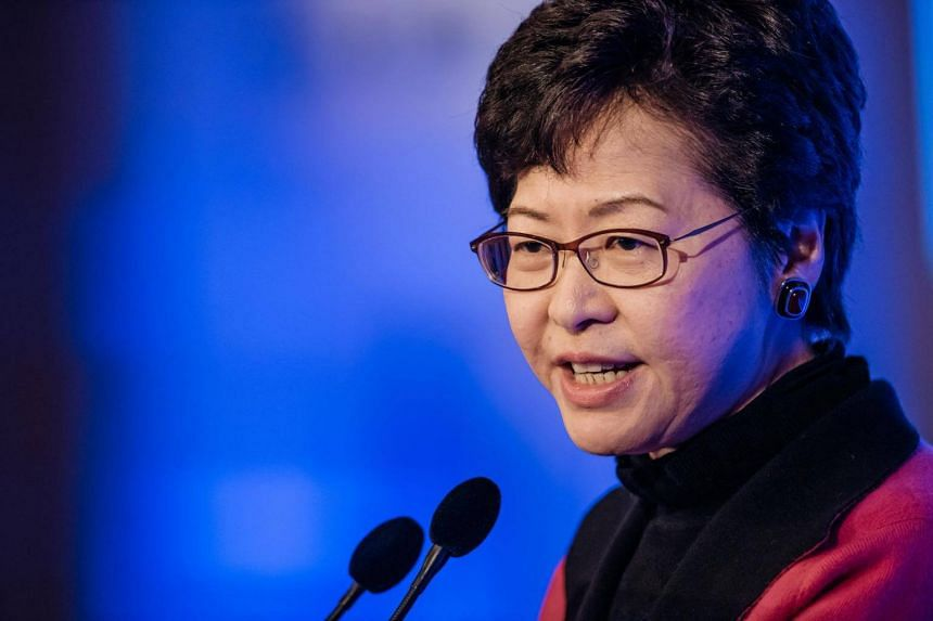 Mrs Carrie Lam is expected to meet President Xi Jinping during her first official trip to the Chinese capital since she was elected on March 26, 2017.