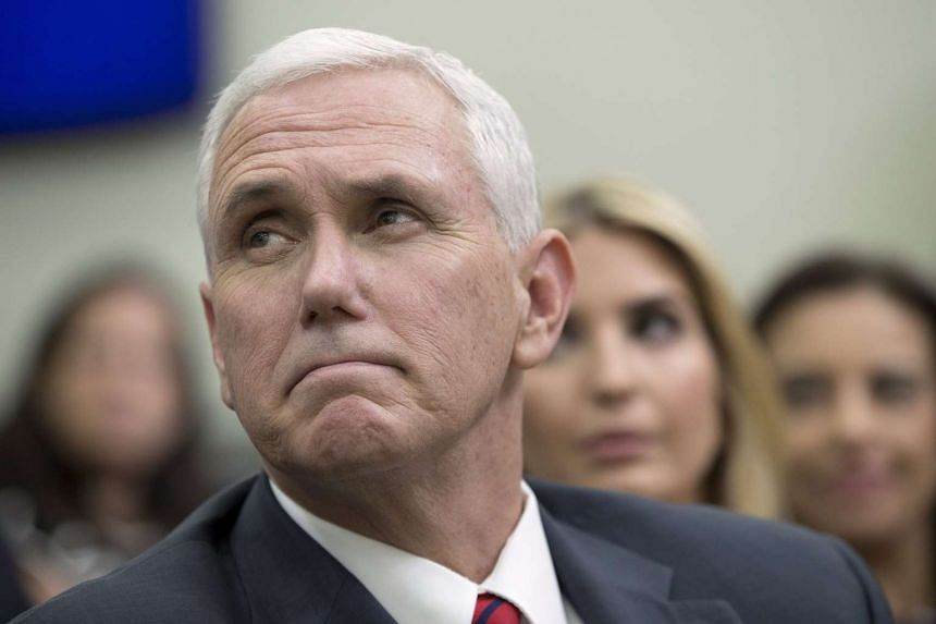 US Vice-President Mike Pence said Russia must fulfill its obligation under a 2013 agreement to eliminate chemical weapons from Syria.
