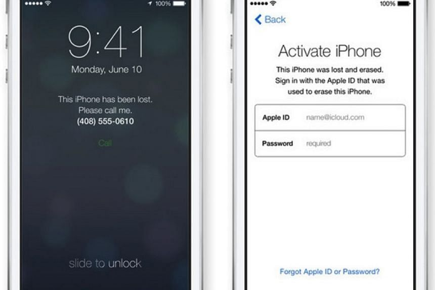 The boyfriend had tracked down his girlfriend using the Find My iPhone app by logging into her Apple account as they share a common password.