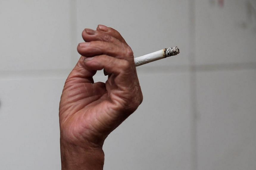 One in four men and one in 20 women smoked daily in 2015, according to the Global Burden of Diseases report.