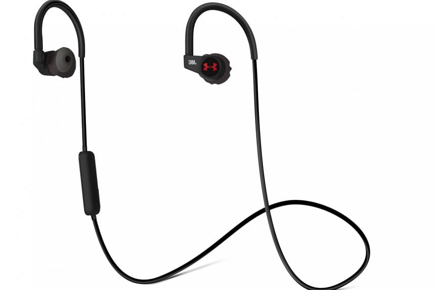 fadec22aaad Audio output of the Under Armour Sport Wireless Heart Rate by JBL is pretty  crisp,