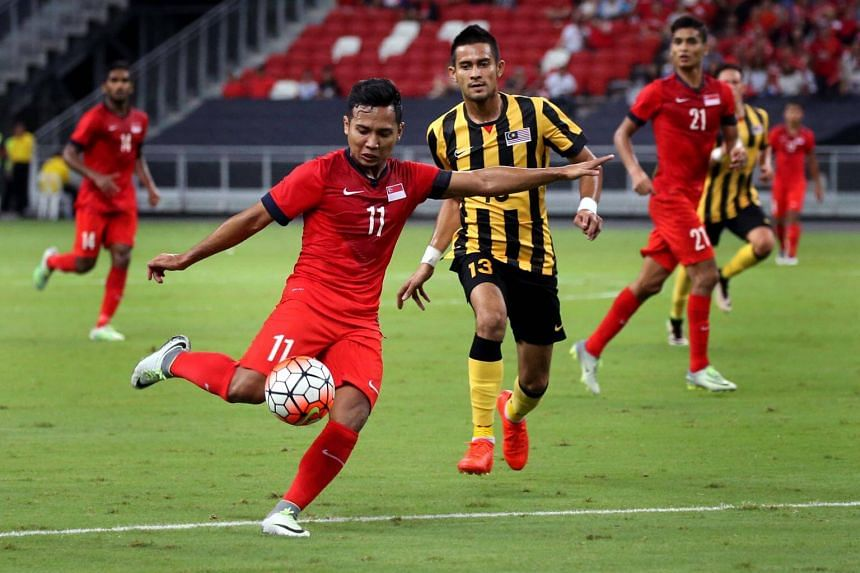 Sahil, 24, is registered only to Tampines' Asian Football Confederation Cup squad and not the S-League team.