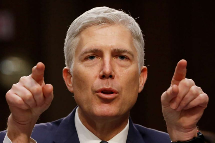 The Senate's action paved the way to confirm US Supreme Court nominee judge Neil Gorsuch by simple majority.
