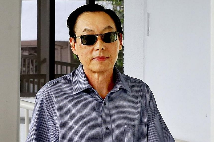 Tan Mong Seng, who was president of ST Marine's ship repair business group, was convicted in February.