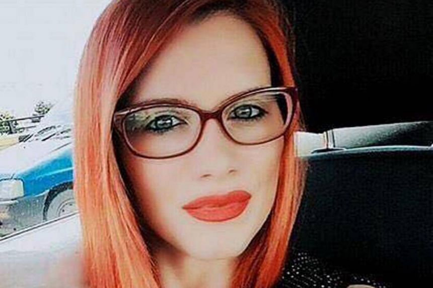 Andreea Cristea was visiting London when the British parliament terror attack happened.