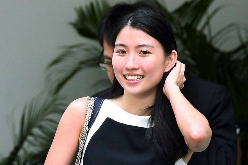 SIA legal assistant manager Melissa Tham Yeying was given the maximum fine of $2,500 and banned from driving for 10 months.