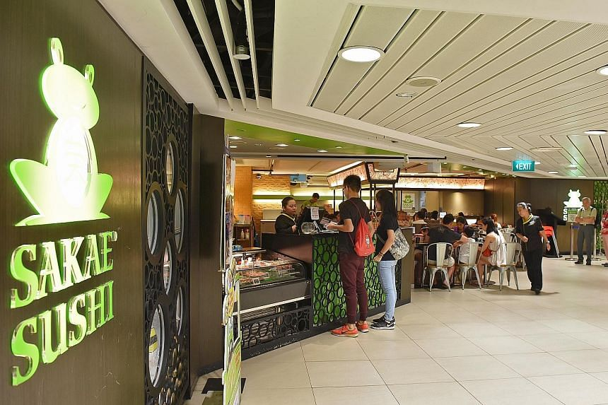 Sushi chain restaurant operator Sakae accused Mr Andy Ong of breaching his fiduciary duties while he was a company director. Sakae also brought a second suit, this one against various people who allegedly conducted the affairs of Griffin Real Estate