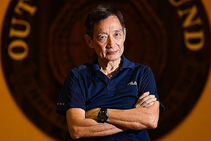 Mr Mathias Cha is an OBS pioneer instructor, while Ms Poh Hui Yi, who went through a three-week stint last year, said it taught her leadership skills as well as how to work as a team.