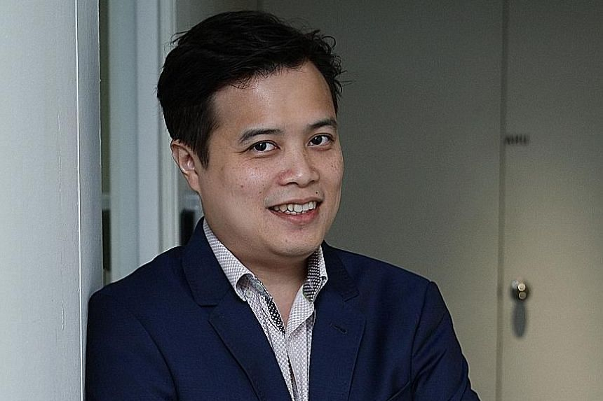 Seventeen of Azure Capital CEO Terence Wong's 18 portfolio stocks are in the black.