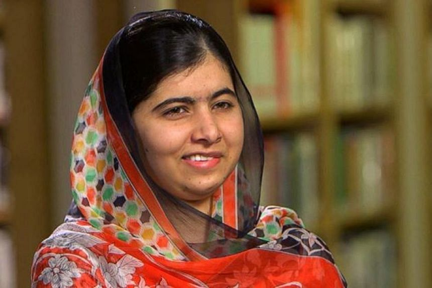 Malala (above), 19, will help promote girl's education around the world as part of her new role.
