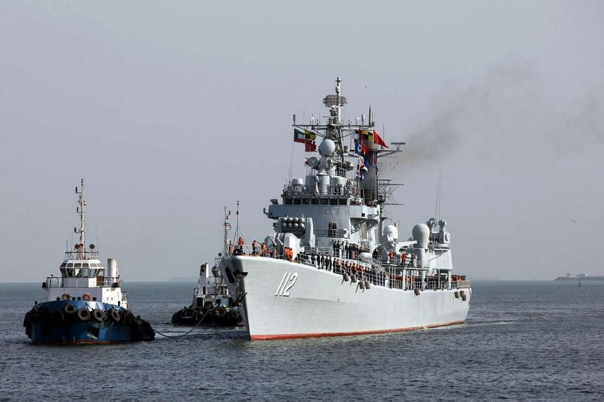 Indian, Chinese navies thwart attack on ship by suspected