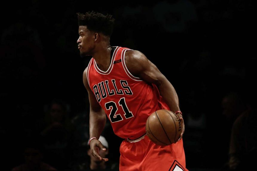 Despite scoring 33 points, Jimmy Butler failed to lift the Chicago Bulls from a lacklustre first-half.