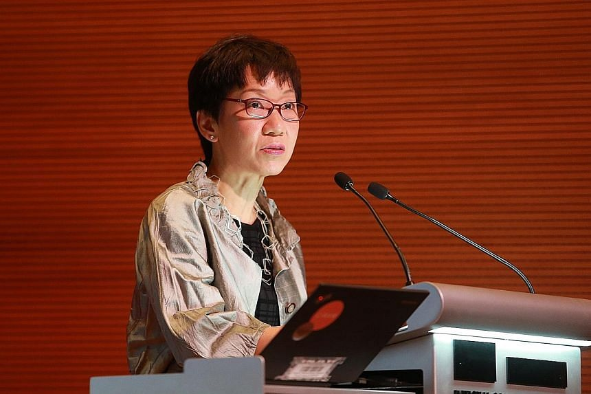 Minister for Culture, Community and Youth Grace Fu said the acquisition of art history knowledge is needed for Singapore to continue building its arts ecosystem.