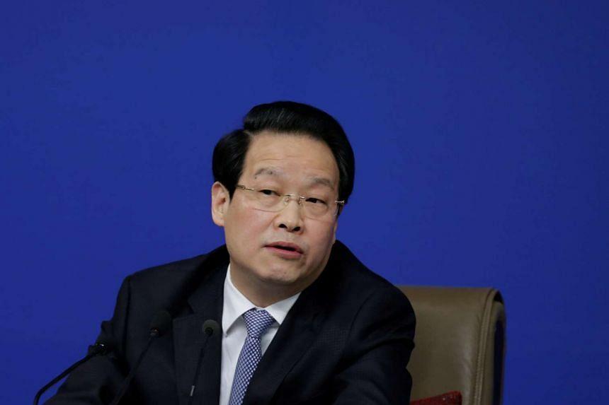 """Xiang Junbo was said to be suspected of """"serious disciplinary violations"""" - a phrase that usually refers to graft."""