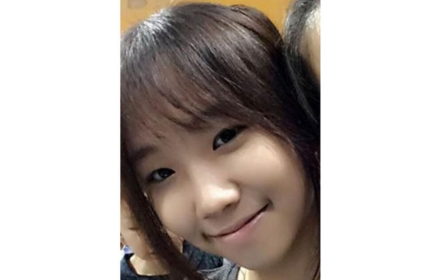 Poh Jia Qi, 15, left home on April 4, 2017.