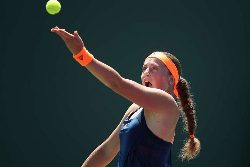 Jelena Ostapenko will be playing in her third career singles final.