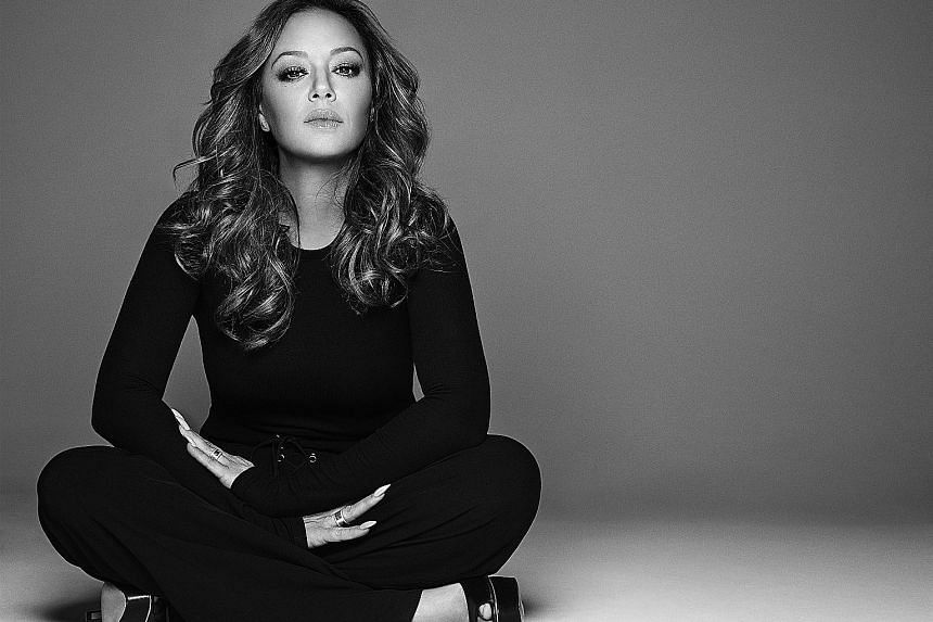 Actress Leah Remini says she does not regret being a Scientologist as she can help others now.