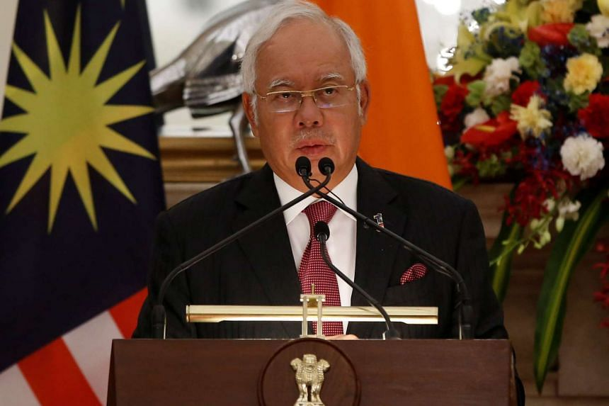 Malaysian Prime Minister Najib Razak and other Barisan Nasional (BN) leaders attended a closed-door retreat in a hill resort just outside Kuala Lumpur, The Star newspaper reported.