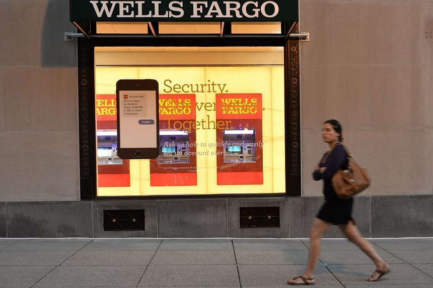 Wells Fargo took back another US$75 million (S$105.4 million) in pay from two former executives who played key roles in the bank's fake accounts scandal, the bank's board announced on Monday (April 11).