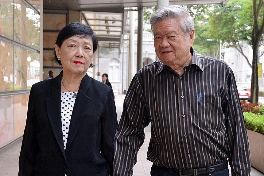 In late 2002, Sally Low (top) sold a fake five-year Thank You policy to Mr Ong Han Ling (centre). Without his knowledge, Low used the premium to buy four policies for him, Mrs Ong (bottom) and their daughter. Midway through the tenure of the Thank Yo