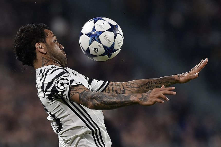 Juventus right-back Dani Alves will have a point to prove to his former club, having spent eight seasons at Barcelona. Alves left Camp Nou under a cloud, and will be eager to get one over his former team-mates.
