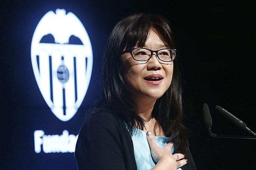 Chan Lay Hoon will step down from her post as Valencia president and chairman of the board of directors from July 1. Her successor will be current executive director Anil Murthy. Valencia are currently 12th in La Liga.