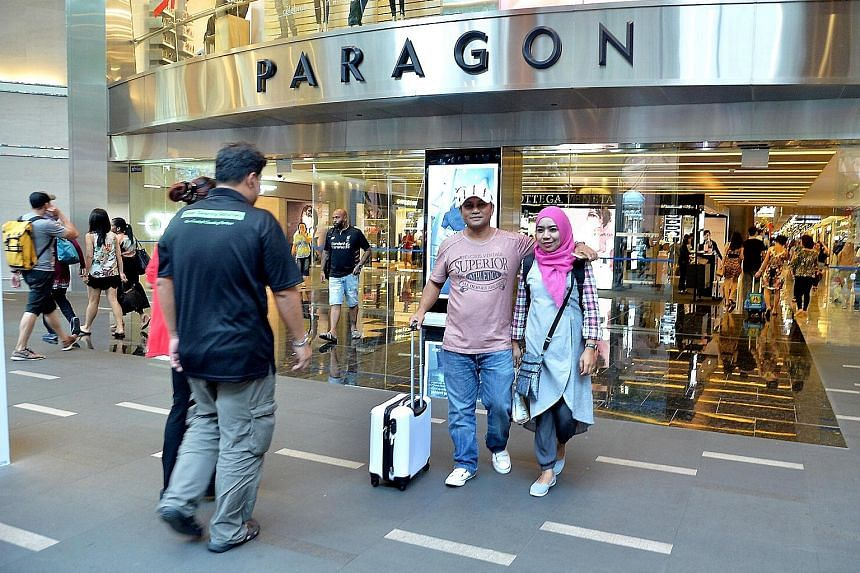 The Clementi Mall and Paragon continued to demonstrate resilience, with positive rental reversion and full occupancy, according to the manager of SPH Reit.