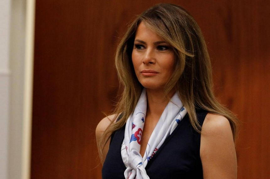Ms Melania Trump had filed a US$150 million (S$210 million) lawsuit against the Daily Mail's owner in New York, claiming the article had cost her millions of dollars in potential business.
