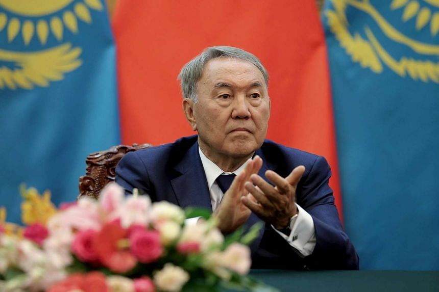 Kazakhstan's President Nursultan Nazarbayev has long called for ditching the Cyrillic alphabet in favour of the more widely used Latin one.