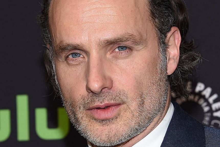 Andrew Lincoln.
