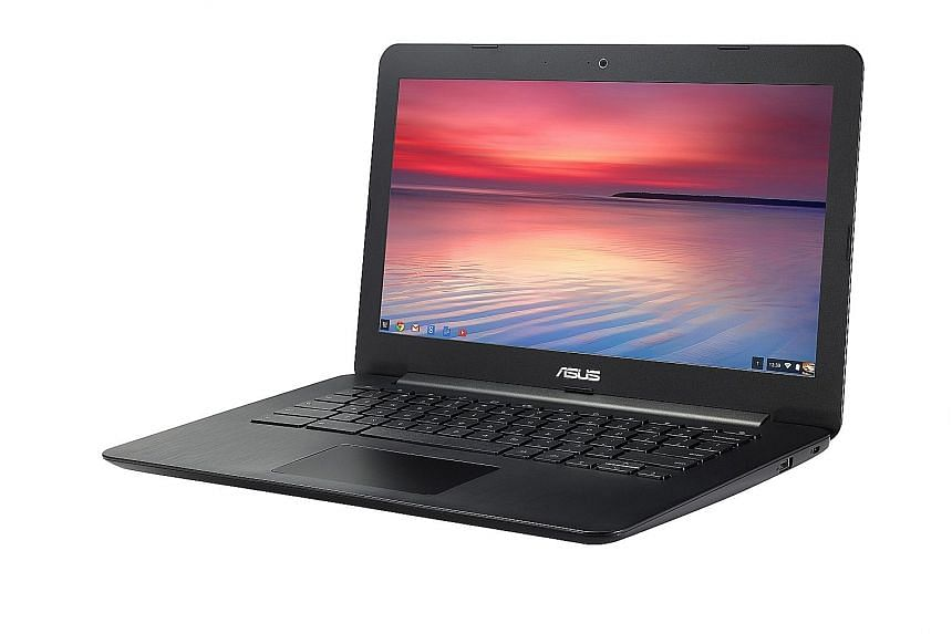 While the Asus C300M is the most affordable model in this roundup, the higher-end version with 4GB RAM and 32GB internal storage is advised. Its low-cost nature also comes with trade-offs.