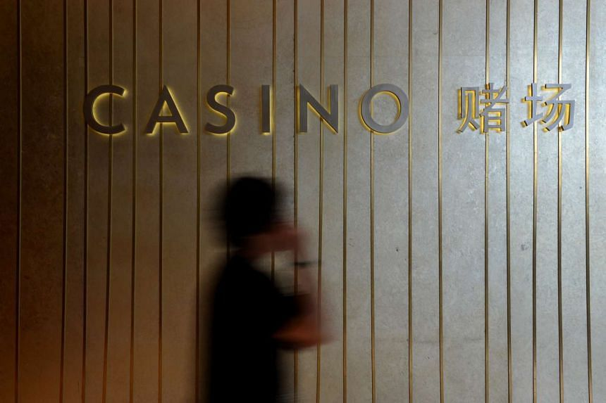 The three men involved in the scam caused a loss of $19,700 to Marina Bay Sands' (MBS') casino.