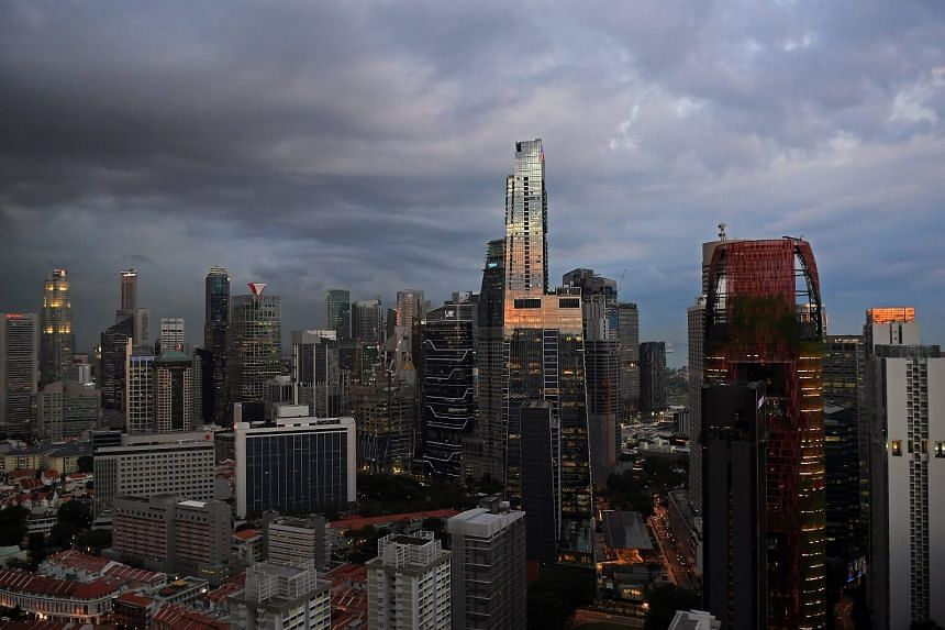 The new rules, which would affect wealth managers in Singapore (above) and Hong Kong, are aimed at revealing conflicts of interest.