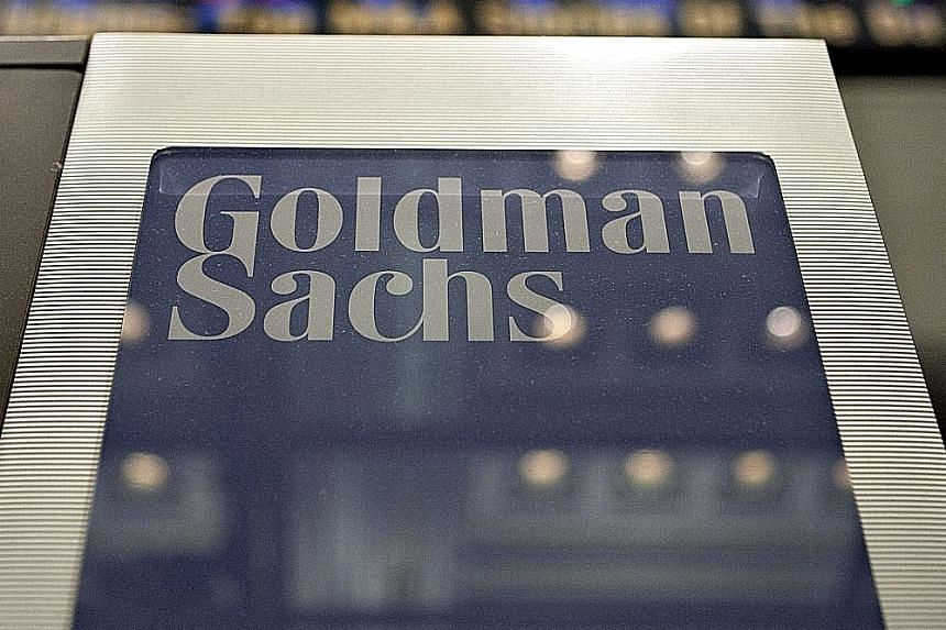 Goldman Sachs removed the long-term incentive plan and linked all equity awards given to CEOs and CFOs to the firm's relative performance.