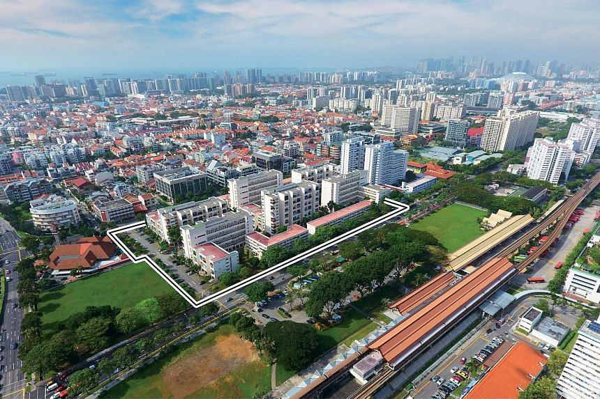 Owners at Eunosville in Sims Avenue expect offers of between $643 million and $653 million, which translates to about $780 to $790 per sq ft per plot ratio.