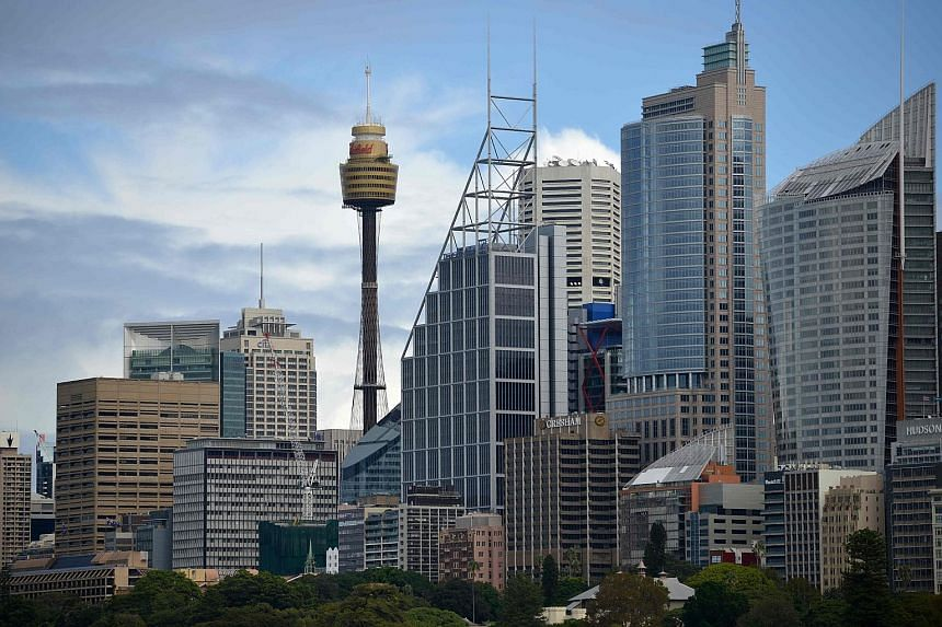 Concerns about the health of the housing market in Australia follow a staggering rise in prices, fuelled by record low interest rates. Since 2009, property prices have doubled in Sydney (above) - rising by 104 per cent - and are up by 88 per cent in