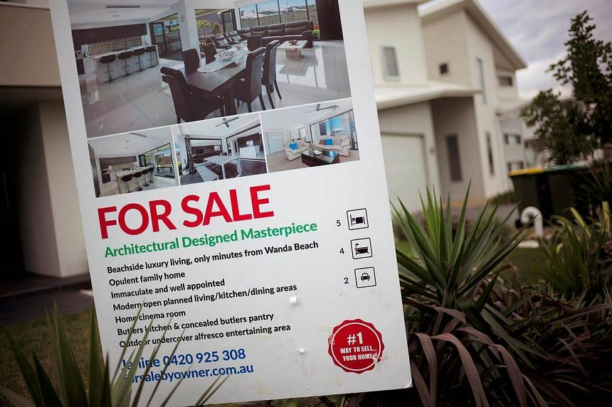 Australia's banking regulator tightened lending restrictions last month as concern mounts that runaway home-price growth may stoke a housing bubble.