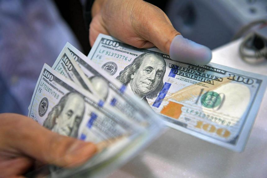 US dollar slumped and Treasury bond yields dropped to the lowest level in reaction to President Donald Trump's comments that the greenback was getting too strong and that he would prefer the Federal Reserve keep interest rates low.