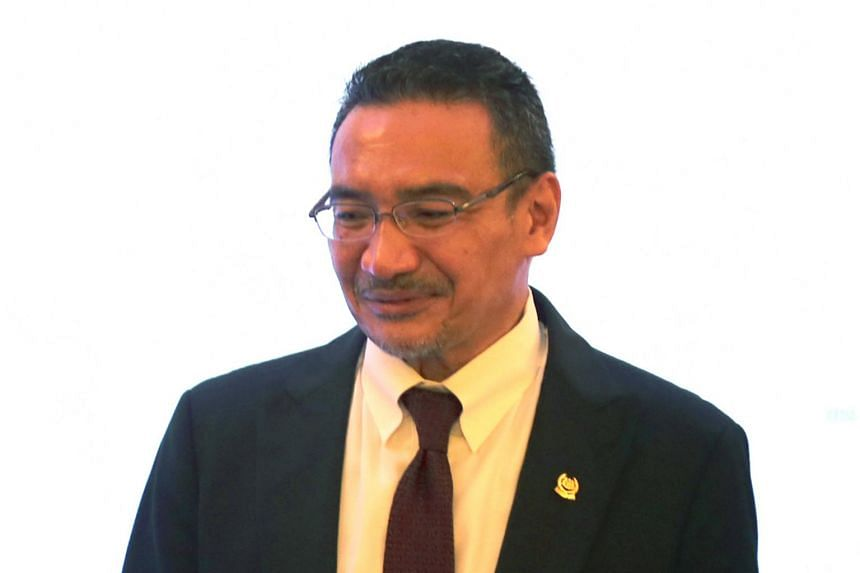 Some Umno officials argued that Mr Najib and Mr Zahid were trying to bolster the flagging political standing of Mr Hishammuddin (above). Mr Hishammuddin is still very much a trusted lieutenant.