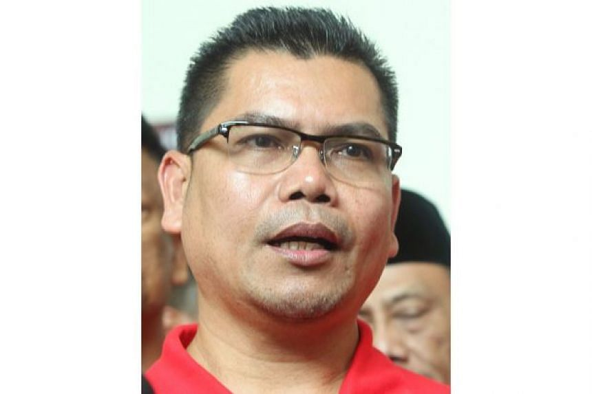 On Nov 13 last year, Datuk Seri Jamal Md Yunos was left with a bloodied nose when things got rowdy between his Red Shirts group and the police.