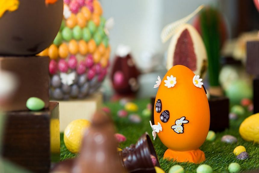 Tuck into a lavish Easter brunch this weekend, many of which include fun activities for children.