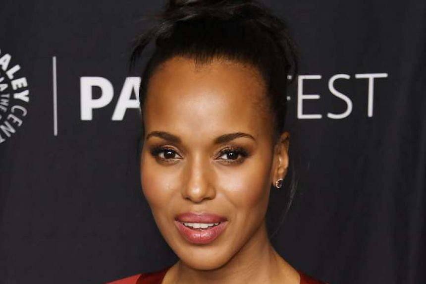 Actress Kerry Washington.