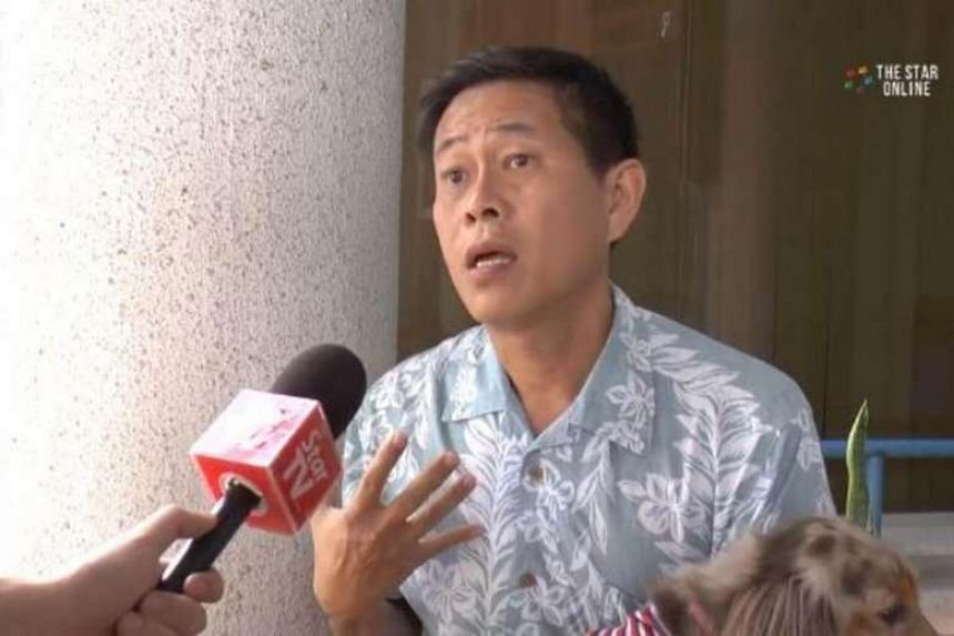 Terry Yee apologised for his actions in an exclusive interview with TheStarTV on April 7.