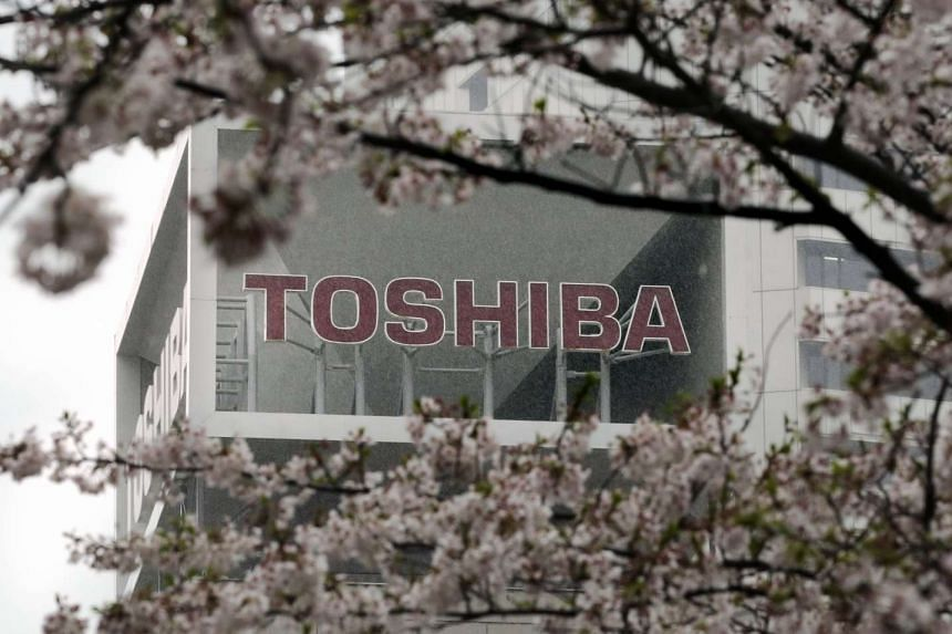 Toshiba is in the midst of an auction for the chips business and has narrowed the original group of contenders after a first round of bidding.