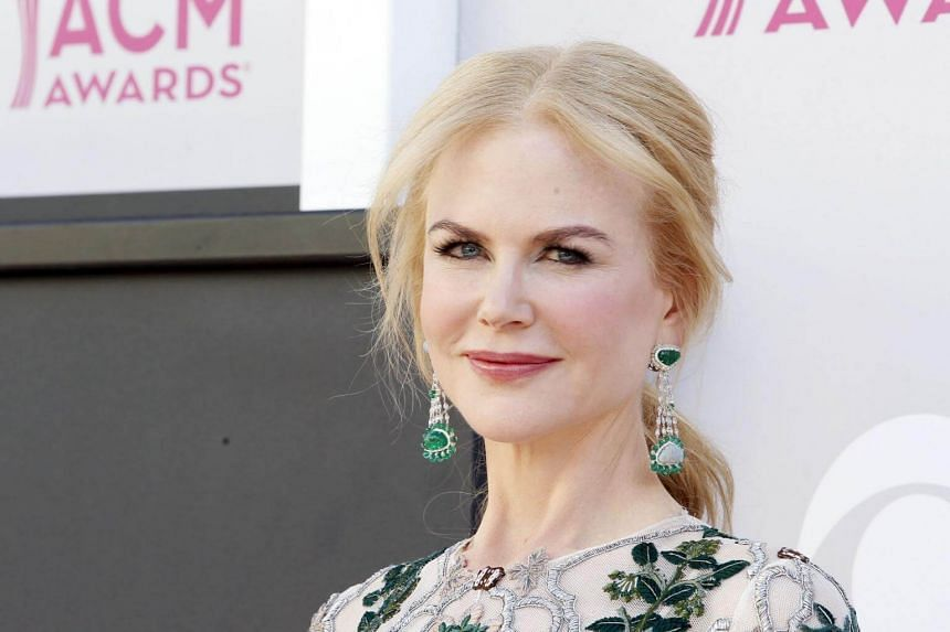 Australian actress Nicole Kidman appears in four productions during the two-week festival.
