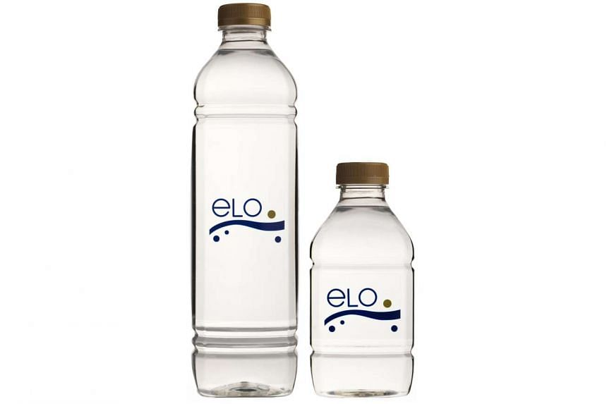 Hyflux's Elo Water is said to contain twice the amount of oxygen, compared with tap water.