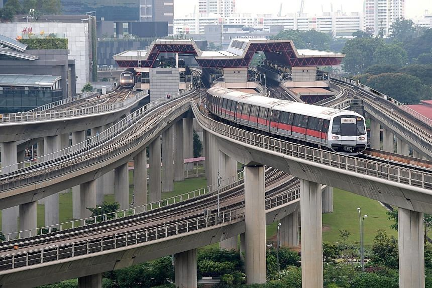 The proposed multi-storey building is expected to partly straddle the Jurong East MRT station.