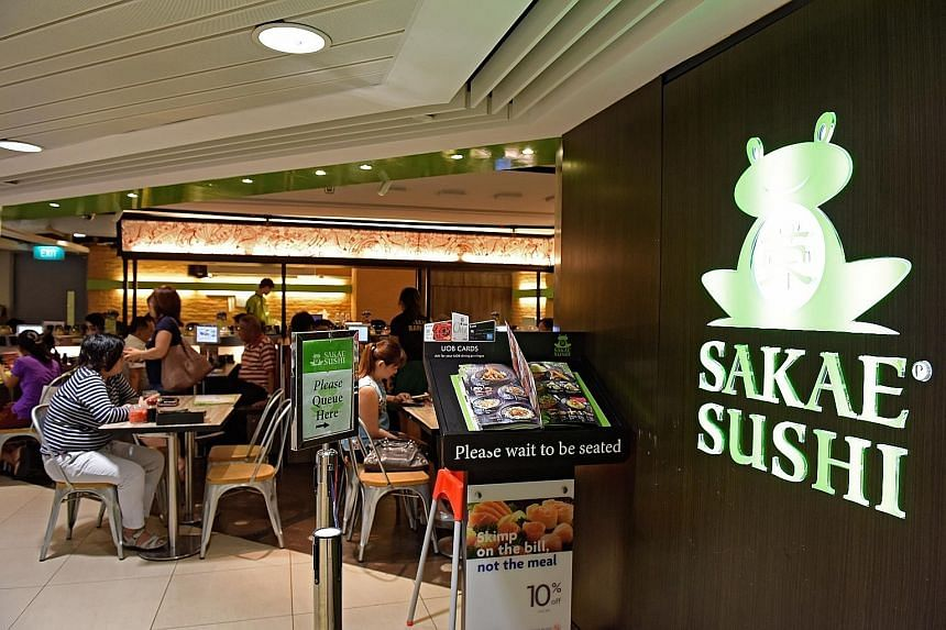 At its peak, Sakae Sushi had over 200 restaurants in Singapore and the region. But over the years, its fortunes have waned. Not only was Sakae mired in a four-year legal battle with a former director of the company, but it has also had to wrestle wit